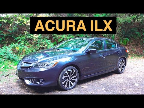 2016 Acura ILX Review - DCT & Torque Converter?