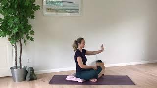 4. Video Joga óra - fókuszban a csukló/alkar