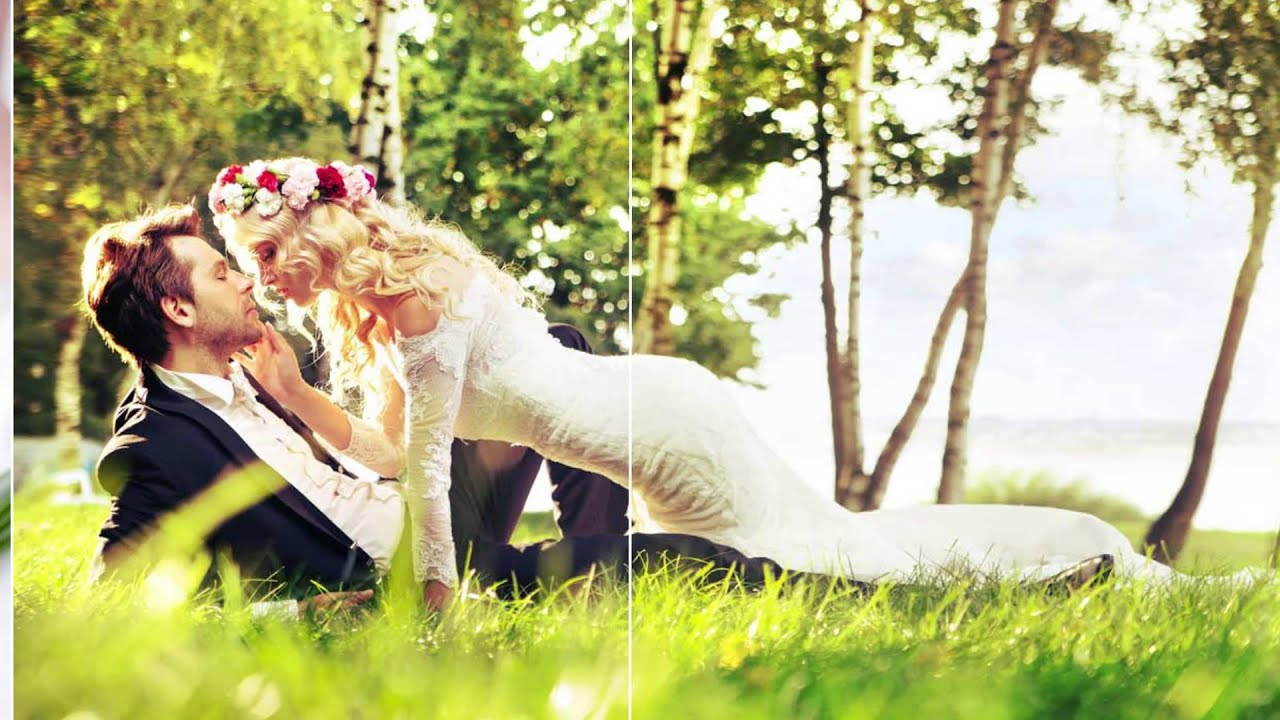Breath Taking Wedding Photoshop Actions - YouTube