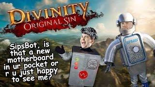 Divinity Original Sin: Remote Control Robot (Part 25) Team Double Dragon