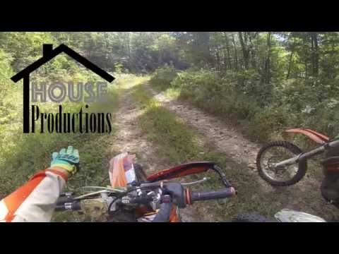 West Virginia Outlaw and Hatfield McCoy Trails September 2016