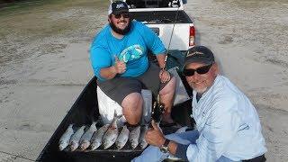 Jiggin' Jerry, American Shad Fishing 2020