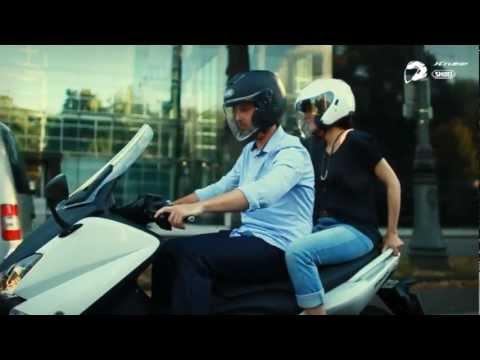 Shoei J Cruise Helmet Review at RevZilla.com - YouTube