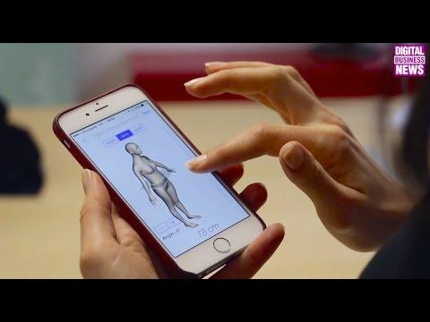 Nettelo, sa morphologie en 3D sur smartphone