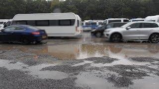 Kurzer Aufenthalt im Sauerland – Irische Landfahrer räumen Parkplatz am Seilersee