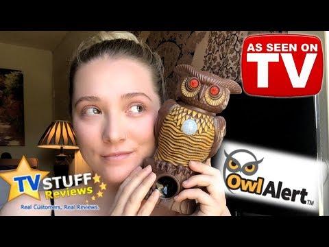 Owl Alert Review: As Seen on TV ʘ‿ʘ