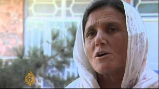 Violence against women rises in Afghanistan
