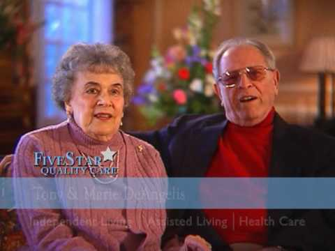 Delaware Senior Living Rental Community with Dining & Transportation