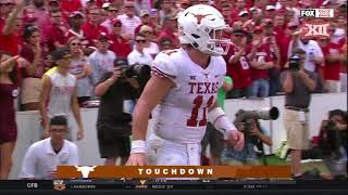 Texas vs Oklahoma Football Highlights