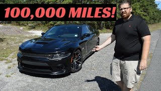 Charger Scat Pack Long Term Review: 100,000 Miles!