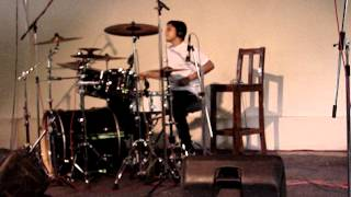 Drum Solo - Trooper (Iron Maiden) by Kushal