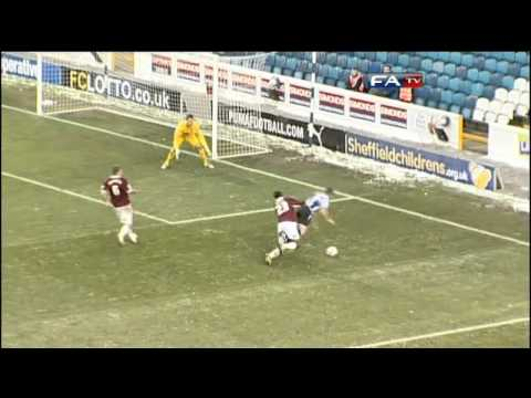 Sheff Wed 3-2 Northampton | The FA Cup 2nd Round - 27/11/10