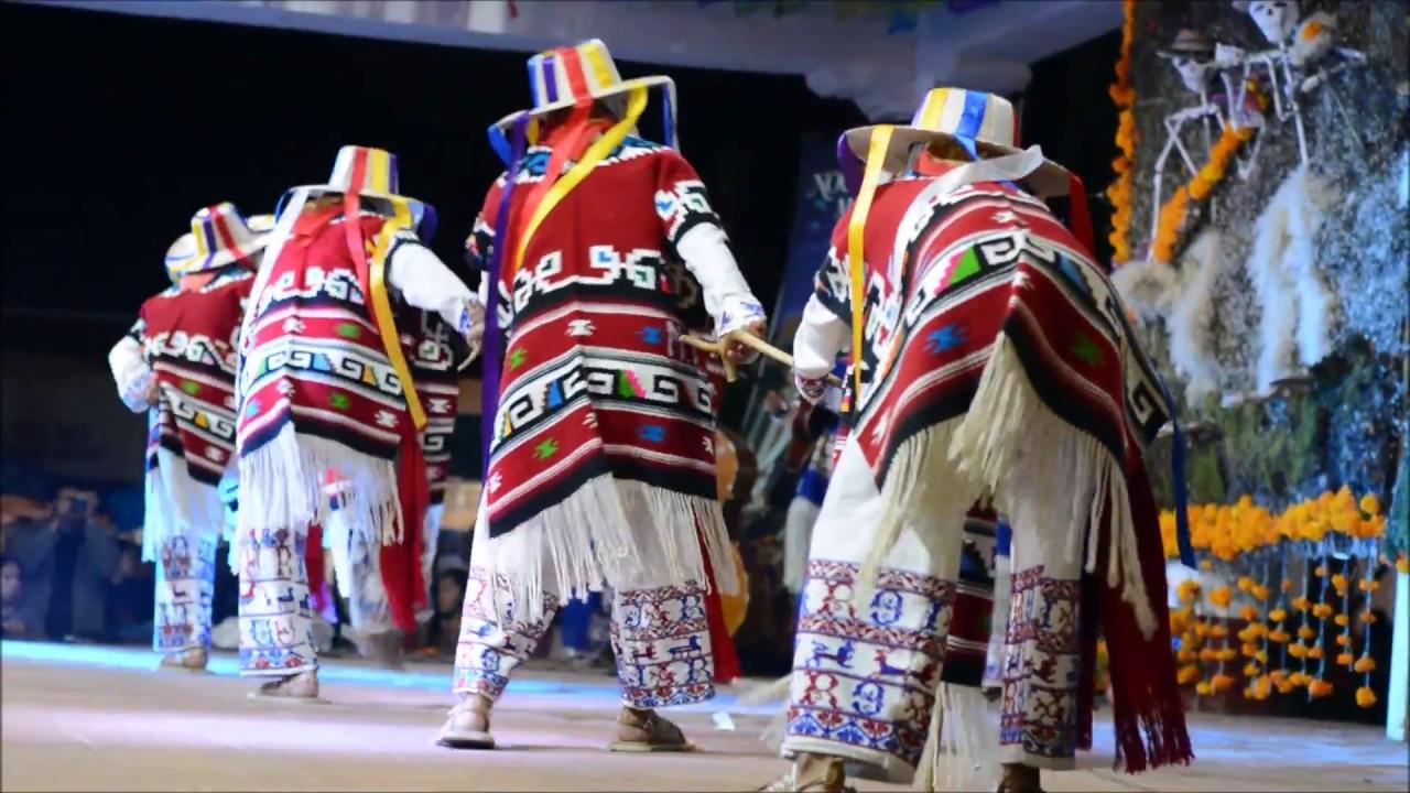 Danza De Los Viejitos De Jaracuaro Mpio De Erongaricuaro