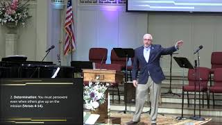 June 6, 2021 Service [Trimmed] at First Baptist Thomson, Streaming License 201531172