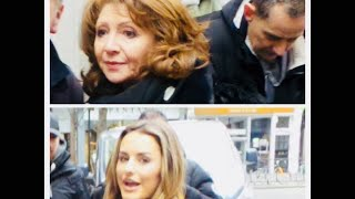 Bonnie Langford and Amber Davies in London 12 01 2019
