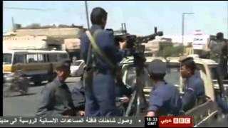 الحوثيون يبدأون المرحلة الثانية من التصعيد بنصب خيام اعتصام قرب الوزارات في صنعاء