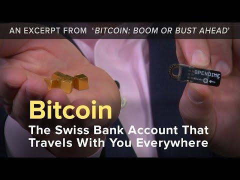 Bitcoin: The Swiss Bank Account That Travels With You Everywhere