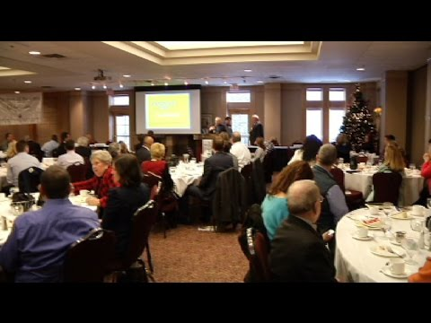 State of the Cities Luncheon Presentation – North Hennepin Area Chamber of Commerce