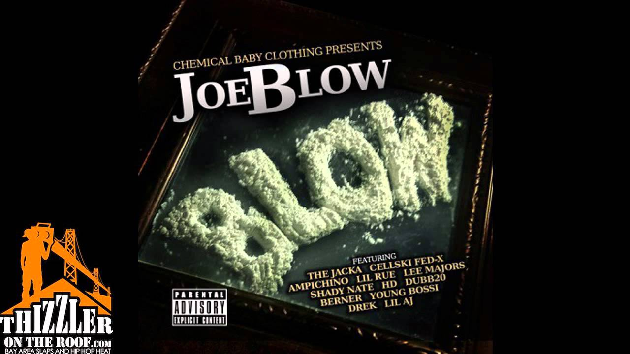 Joe Blow ft  Berner, The Jacka - We Gettin Papa [Thizzler com]