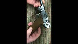 DWM Double Date Luger P.08 9mm 1917/1920