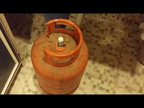 Correct fitting & detach of Gas Regulator in Saudi Arabia- Malayalam