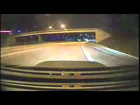 Ghost Rider - Subaru vs Police