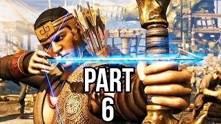 Mortal Kombat X Walkthrough Gameplay Part 6 - Kung Jin - Story Chapter 4 (60FPS 1080p)