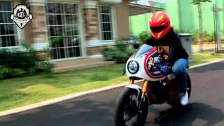 Video Honda Tiger Cafe Racer download MP3, 3GP, MP4, WEBM, AVI, FLV Juli 2018