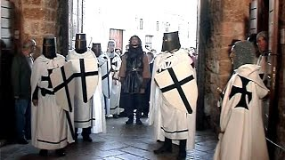 Mesagne - Investitura cavaliere Teutonico 31 03 2007 film completo