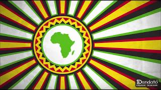 "New African Union Flag ""The Africa Rising Banner"" & Anthem Lyrics"