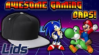 Awesome Video Game Snapback Ha…