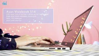 Tiki - Laptop Asus Vivobook S14 S410UA-EB003T Core i5-8250U/Win10 14 inch - Hàng Chính Hãng