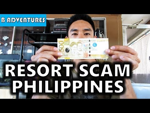 Cebu Resort Scam & Travel Tips, Philippines S3, Travel Vlog #100