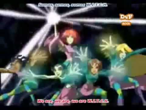 We are W.I.T.C.H. - Marion Raven~ (Full Version -Opening)