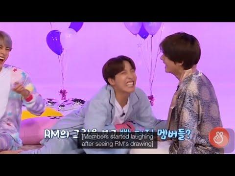 Bts Making Fun Of Bang Shi Hyuk Hitman Bang Youtube