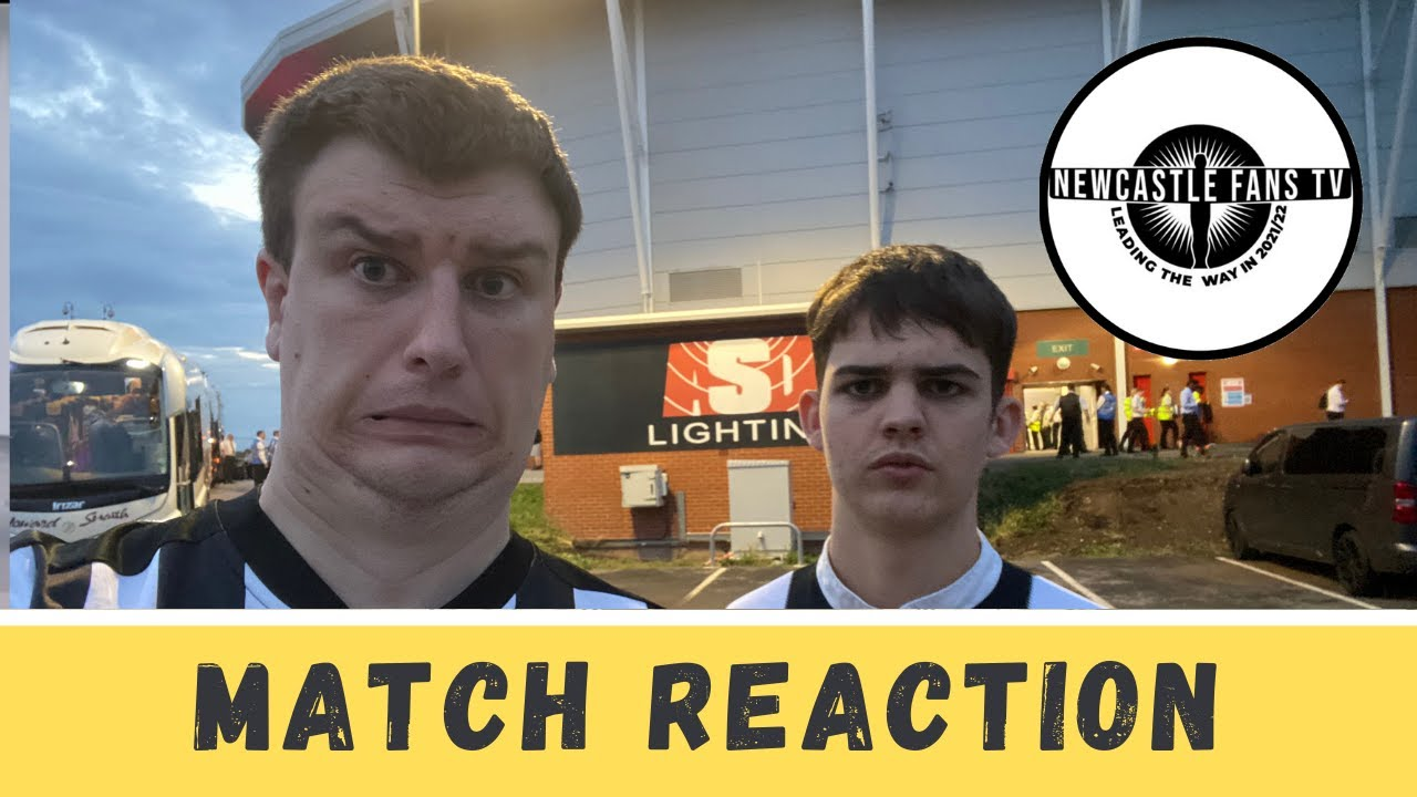 Is Jeff Hendrick Andy Carroll in disguise?   Instant Reaction Rotherham 1-1 Newcastle United