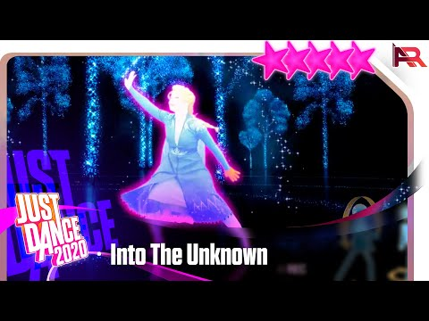 Just Dance 2020: Into The Unknown (from Disney's Frozen 2) - 5 Stars Gameplay
