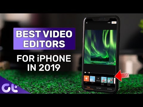TOP 5 BEST Free Video Editing Apps For IPhone/iPad (2019) | Guiding Tech