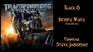 STEVE JABLONSKY - Transformers, The Revenge of the Fallen - The Score.