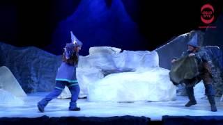 Jul i Blåfjell blir til på Oslo Nye Teater