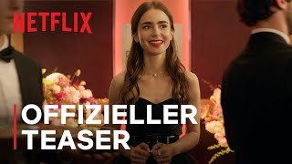 Emily in Paris | Offizieller Teaser und Ankündigung | Netflix