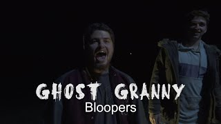 Ghost Granny with a Shotgun ~ BLOOPERS