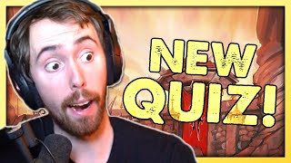 Asmongold Takes The Ultimate Wow Neckbeard Quiz Test Your Knowledge