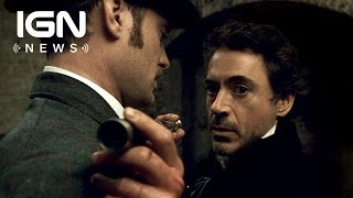 Producer Says He's Working on Sherlock Holmes 3 Script - IGN News