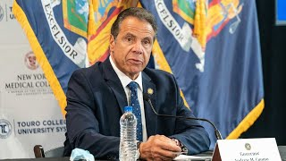 WATCH: New York Governor Cuomo delivers update amid coronavirus