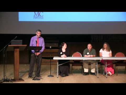 MC Veterans Conference 2016: Panel Discussion