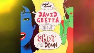 David Guetta - Shot Me Down ( Music Video HD )