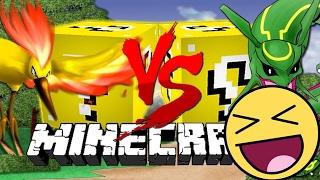 KAŽDÉ 2 MINUTY LEGENDÁRNÍ POKEMONI CHALLENGE !!??   Minecraft Pokemon GO Lucky Blocky #6 - CZ/SK thumbnail