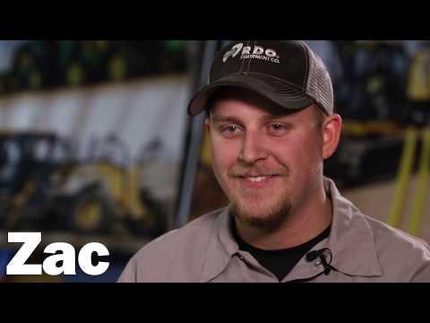 What's An In-Demand Job? A Heavy Equipment Service Technician