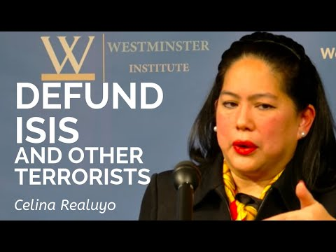 Celina Realuyo: Defunding ISIS and Other Terrorists